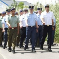 Cadet Force Officers